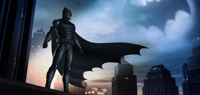 Batman: The Enemy Within - Volledige seizoen