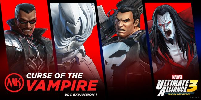 Marvel Knights eind september in Marvel Ultimate Alliance 3