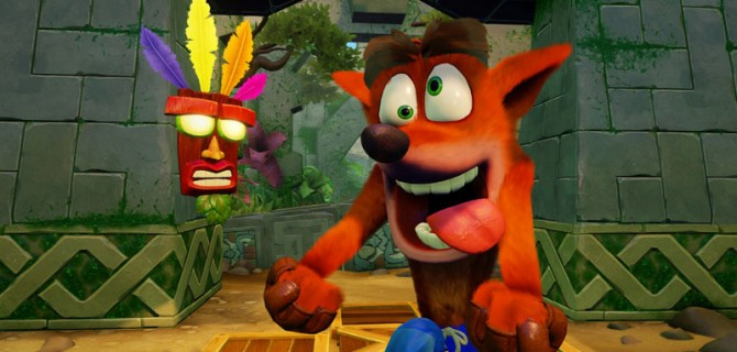 Crash Bandicoot: Nsane Trilogy hands-on