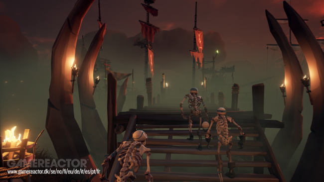 Cursed Sails: Rare over vriendschap en verraad in Sea of Thieves