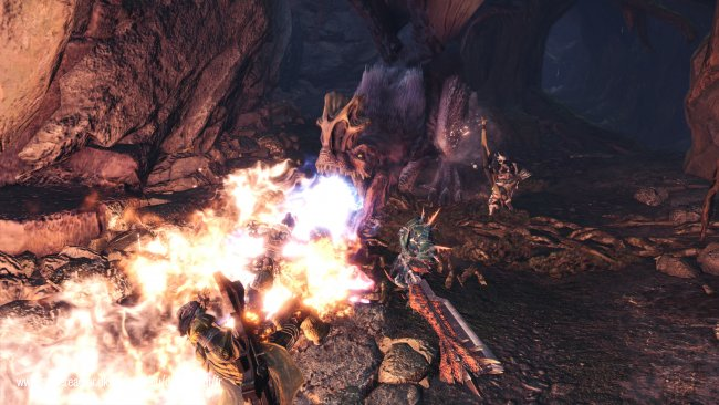 Monster Hunter: World hands-on