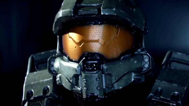 Master Chief gecast voor de Halo tv-serie