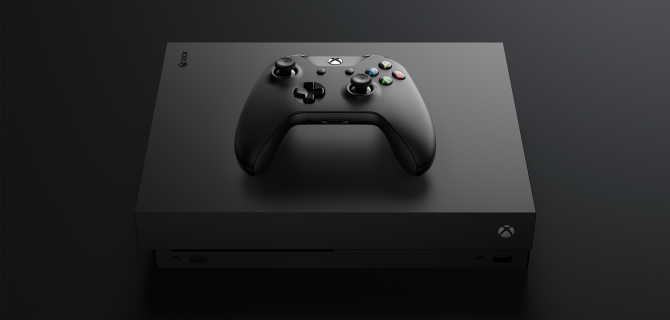MS: Evenaren van de Xbox One X kost 1500 dollar