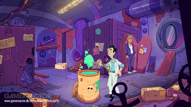 Releasedatum nieuwe Leisure Suit Larry-game bekend