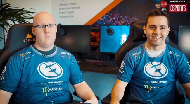 We catch up with Evil Geniuses ahead of the Paris Major