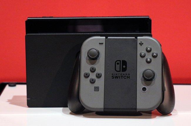 Geen Virtual Console beschikbaar bij launch Nintendo Switch