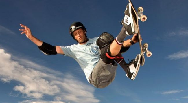 Tony Hawk would love to see a Pro Skater League