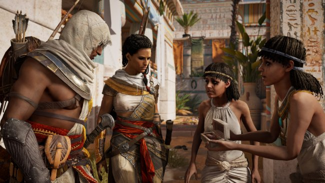 Assassin's Creed: Origins hands-on - Een uur in Memphis