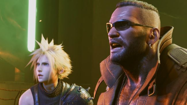 Final Fantasy 7 Remake - E3 2019 hands-on
