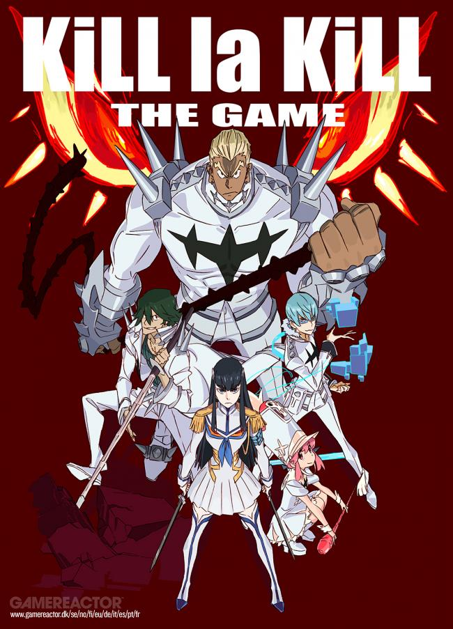 Kill la Kill The Game aangekondigd door Arc System Works