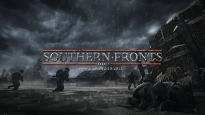 Company of Heroes 2 - Theater of War: Southern Fronts Dev Diary