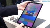 MWC19: Samsung Galaxy Tab S5e - Daniel Kvalheim Interview