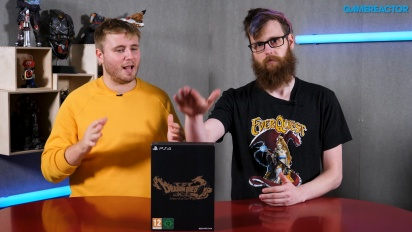 Dragon Quest XI: Echoes of an Elusive Age - Unboxing