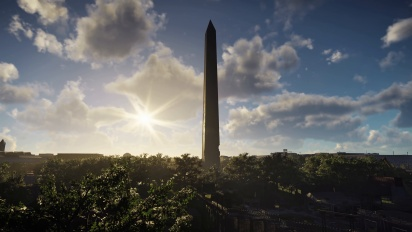 "Tom Clancy's The Division 2 – Xbox One X Enhanced Trailer ""Far Away"""