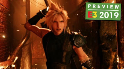 Final Fantasy VII Remake - E3 Preview