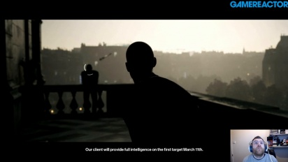Hitman - Livestream Replay