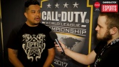 COD Champs 2017 – Hector 'H3CZ' Rodriguez Interview