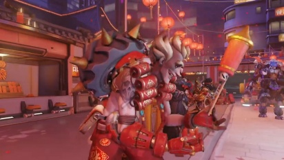 Overwatch - Year of the Ox Seasonal Event