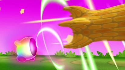 Kirby: Triple Deluxe - UK TV Ad