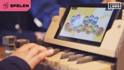 Nintendo Labo - Overzichtstrailer
