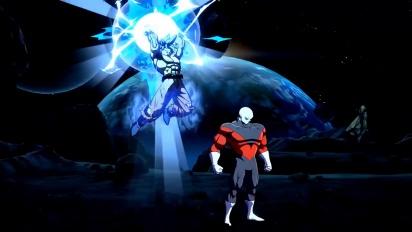 Dragon Ball FighterZ - Goku Ultra Instinct Launch Trailer