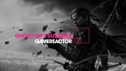 Ghost of Tsushima - Launch Livestream Replay