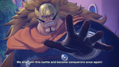 One Piece: Pirate Warriors 4 - Whole Cake Island Pack DLC Trailer