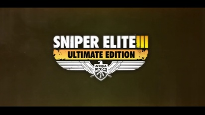 Sniper Elite Ultimate Edition - Announcement Trailer
