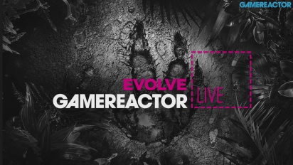 Evolve - Livestream Replay 30.10.15