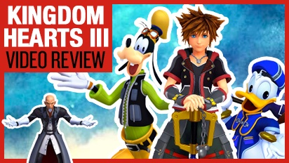 Kingdom Hearts III - Videoreview