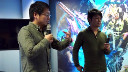 Monster Hunter 4 Ultimate - Community Event - Q & A