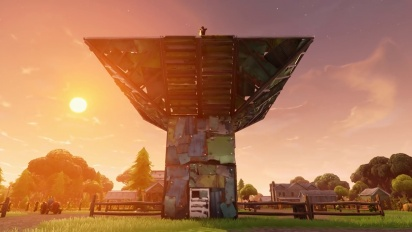 Fortnite - Port-A-Fort Teaser