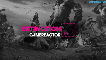 Livestream Replay - Extinction