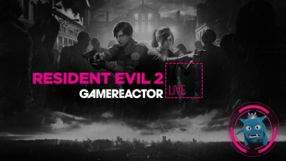 Resident Evil 2 - Livestream Replay