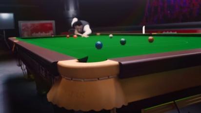 Snooker 19 - Gameplay Trailer