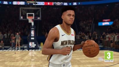 NBA 2K20 - MyPLAYER Builder Trailer