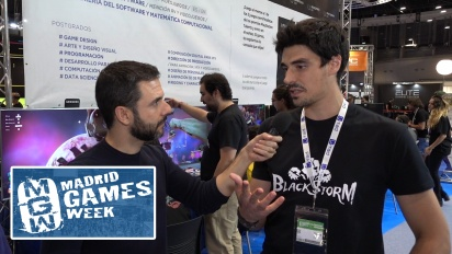 Blackstorm - Alejandro Duchini Interview