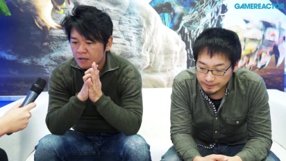 Monster Hunter 4 Ultimate - Interview Executive Producer & Creative Director