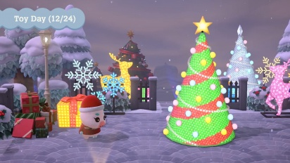 Animal Crossing: New Horizons - Free Winter Update