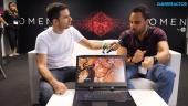 HP Omen X - Yannick Pivot Interview