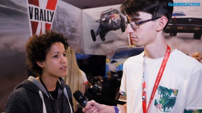 V-Rally 4 - Coline Labinsky Interview