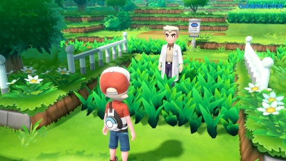 Pokémon: Let's Go, Pikachu!/Let's Go, Eevee! - Videoreview