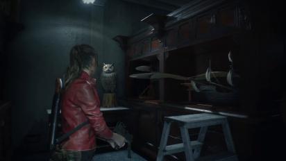 Resident Evil 2 - Licker Gameplay