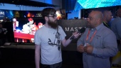 CES19: Sony Master Series 8K - Larry Harrison Interview