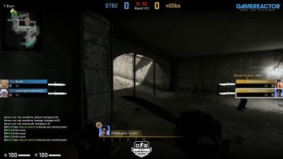Steelseries League 2v2 - ST82 vs. n00bs on Short Dust
