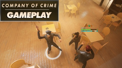 Company of Crime - Gameplay