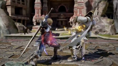 Soulcalibur VI - Siegfried Announcement Trailer