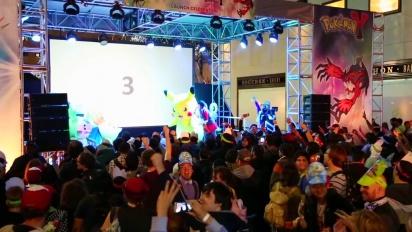 Pokémon X/Y - Launch Event Trailer
