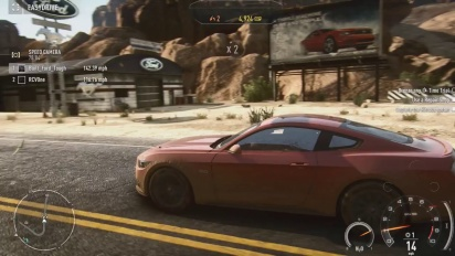 Need for Speed Rivals - Mustang Gameplay Trailer
