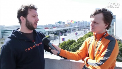 GDC 12: Krater interview